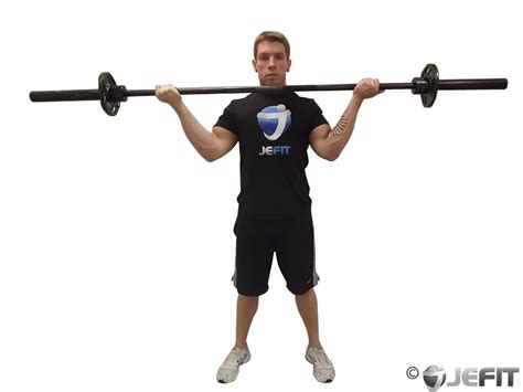 Barbell Curl barbell standing wide grip biceps curl exercise database jefit best android and iphone