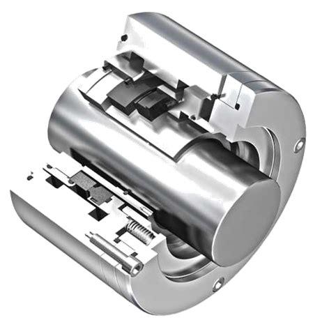 t502 100mm john crane seals 100x124x50mm type 502 unitized