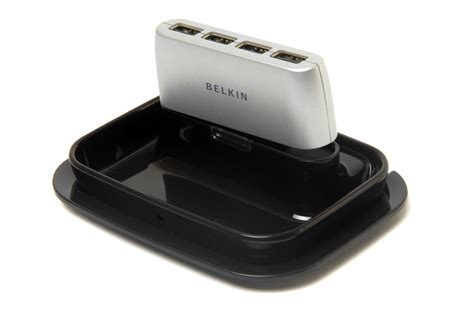 Belkins Network Usb Hub Promises To Make Setting Up A Print Server On Your Network Easy by Belkin Australia Hub To Go 7 In 1 Review Pc Components