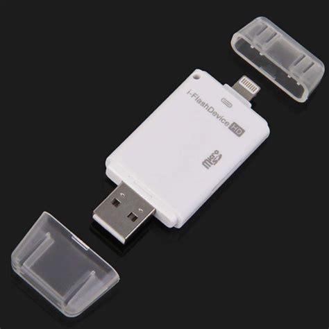 Memory External Handphone Jual External Storage For Iphone I Flashdrive Usb External Microsd Tf Card Takkii Shop
