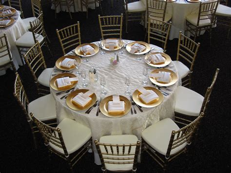 Pictures Of Tables For 50th Wedding Anniversary Party