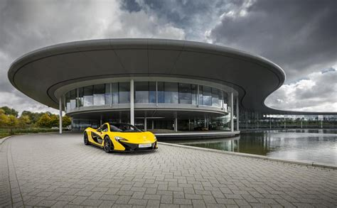 mclaren factory mclaren p1 factory photo on automoblog net