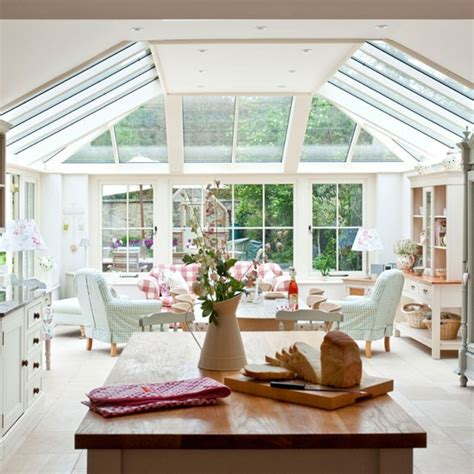 house plans with conservatory open plan country conservatory conservatory design idea housetohome co uk
