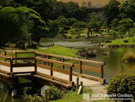real japanese gardens kyū shiba rikyū teien real japanese gardens