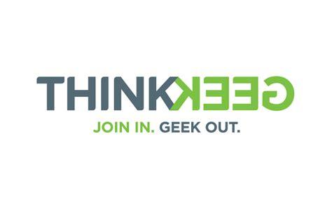 Tunik Geela thinkgeek coupon code november 2017 promo codes discounts