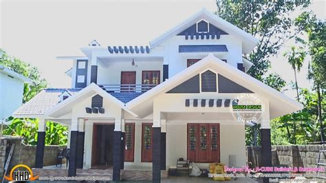 kerala new house plans new house plans in kerala 2017