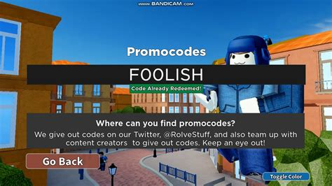 roblox  arsenal codes june  youtube