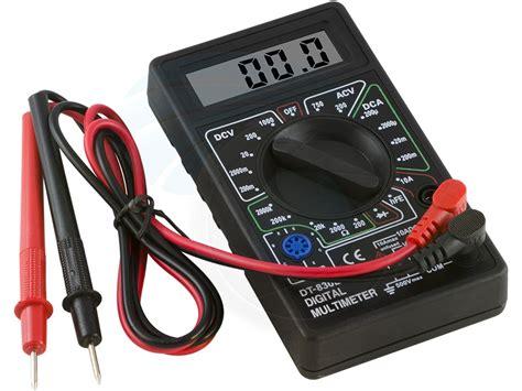 Multimeter Digital Dt830b digital lcd display ac dc tester voltmeter ammeter ohm diod multimeter ebay