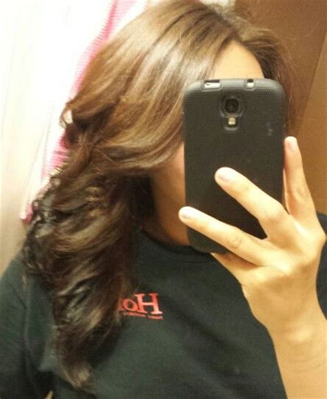my black hair is fading reverse ombre hair light brown fading into dark brown