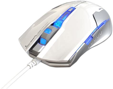 Mouse Eblue Auroza e blue auroza g white mouse alzashop