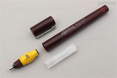 0 35mm Pen rotring isograph pen 0 35 mm jetpens