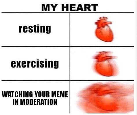 Heart Meme - meme heart 28 images reaction pic heart touching