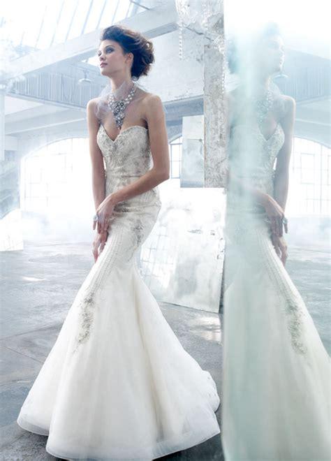 Amazing Wedding Dresses by Amazing Mermaid Wedding Dresses 2013