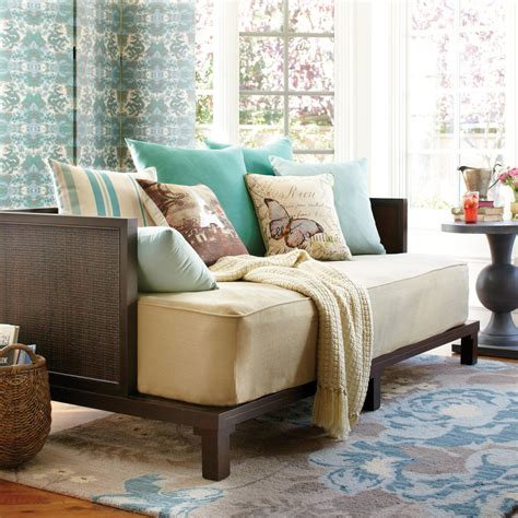 Daybed In Living Room Daybed On Pinterest Size Daybed Animal Print Bedding And Asian Inspired Bedroom