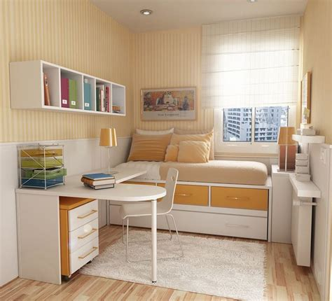 Top 25 Best Very Small Bedroom Ideas On Pinterest Bedroom Furniture For Small Rooms