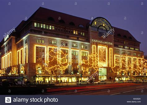 berlin shopping kadewe berlin kaufhaus des westens kadewe time stock