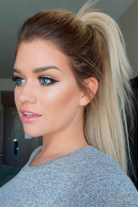 easy hairstles for court 17 best ideas about white blonde hair on pinterest white