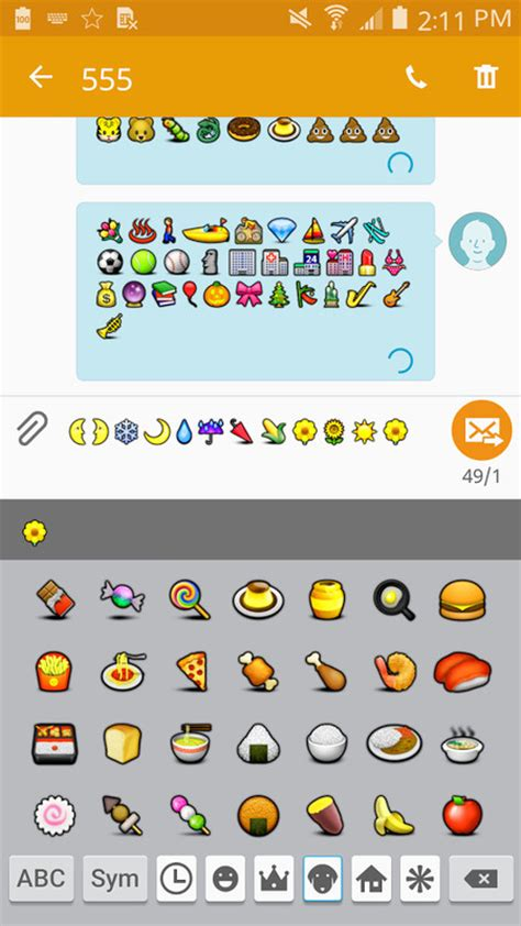 emoji for android free emoji font for flipfont 1 apk free android app appraw
