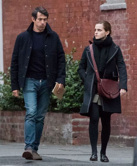 emma watson dan william mack knight emma watson and william mack knight out in new york 05 25