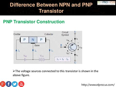 difference between capacitor and transistor transistor pnp npn difference 28 images differences