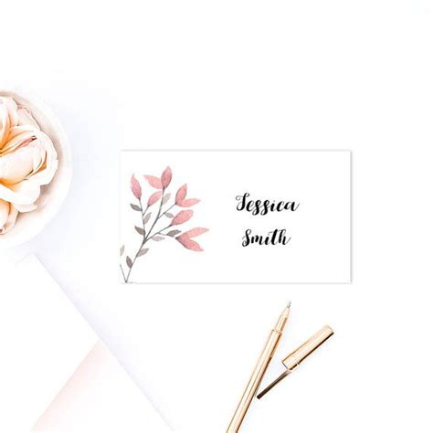 guest place card template 79 best wedding place cards images on card