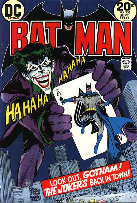 best comics o neil and on bringing back the joker 13th