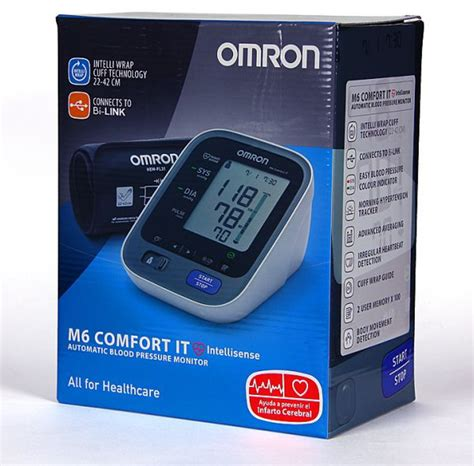 omron blood pressure monitor m6 comfort omron m6 comfort it upper arm blood pressure monitor