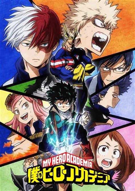 anime list boku no boku no academia 2nd season my academia 2