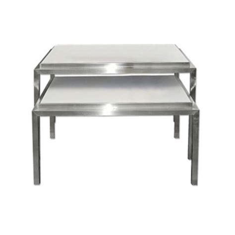 low display table instant retail