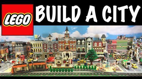 tutorial lego city how to build a lego city tutorial youtube