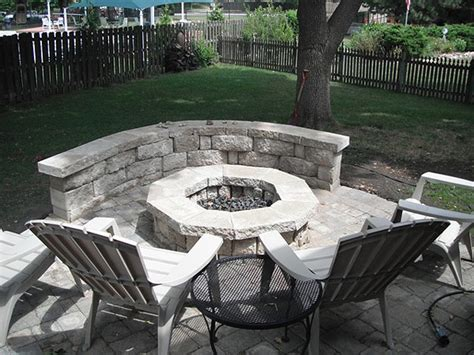Custom Outdoor Pits Custom Pits And Fireplaces In Kansas City