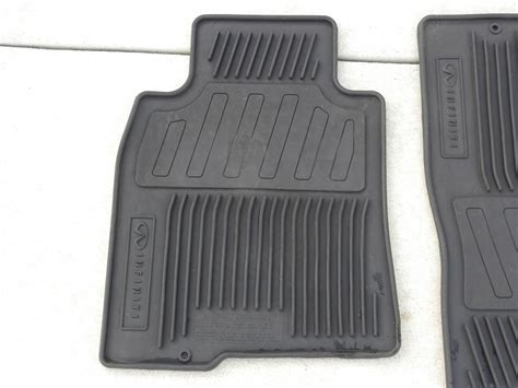 Infiniti All Weather Floor Mats by Infiniti All Weather Floor Mats Meze