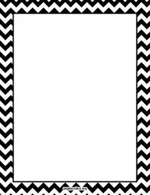 chevron border template chevron border clip pictures to pin on