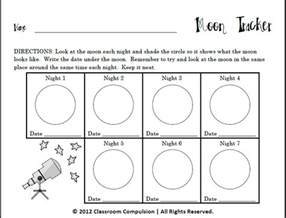 moon phases worksheet cake ideas and designs