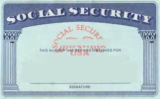 make a social security card template blank social security card template social security card