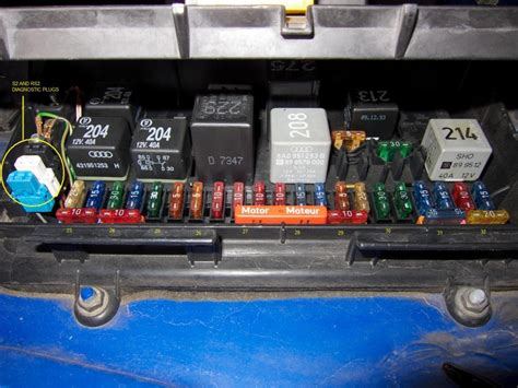 1996 audi a4 fuse box get free image about wiring diagram