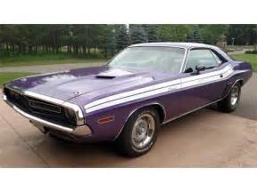 Dodge Challenger 1969 For Sale 1969 To 1971 Dodge Challenger For Sale On Classiccars