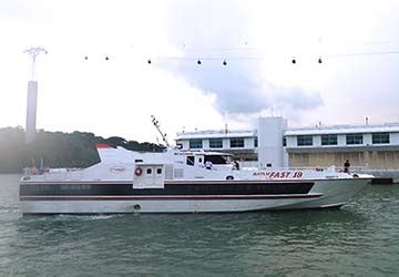 ferry harbour bay to tanah merah batam fast ferry ferry booking timetables and tickets