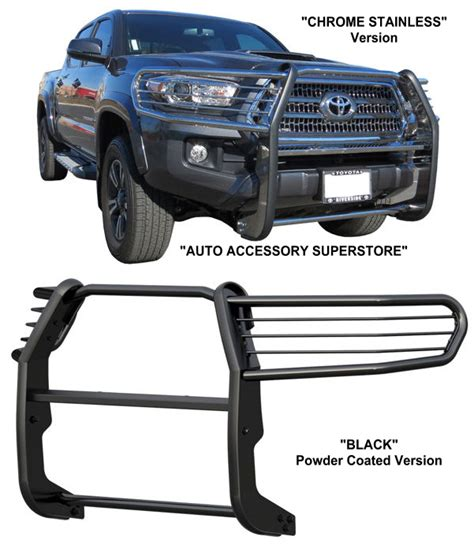 Toyota Tacoma Grill Guard Toyota Tacoma A Grill Guard Truly Adds Protection