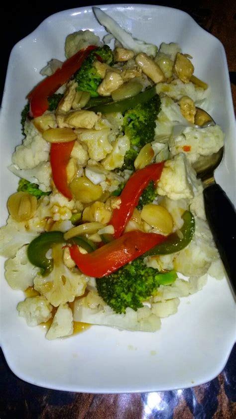 jalan makan resepi sayur campur  sedap ala