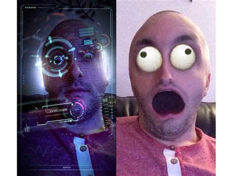 snap chat update 2015 best snapchat effects in lenses update on sept 15