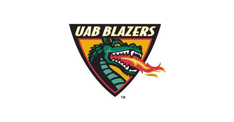 uab colors 2018 uab blazers football schedule