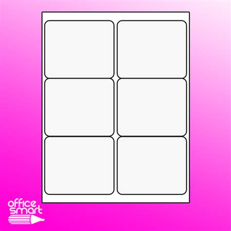 Avery Labels 5264 Template by 150 Sheets 4 X 3 1 3 Labels 6up Avery Template 5164 5264