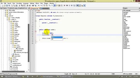 tutorial codeigniter mysql codeigniter 3 tutorial 2 insert update delete select