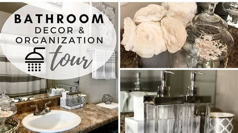 bathroom decorating ideas tour 2018