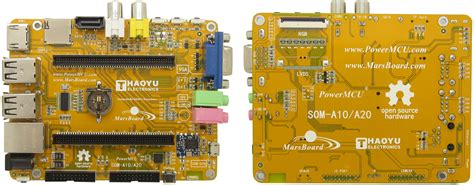 arm linux development boards cnx software there s a new marsboard a20 arm linux development board in