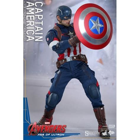 avengers age of ultron tops charts crushes hot pursuit hot toys marvel avengers age of ultron captain america 1 6
