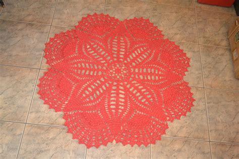 tapetes coloridos de croche jogos e amostra decoracao tapete natividade em croch 234 barbante elaine croche elo7