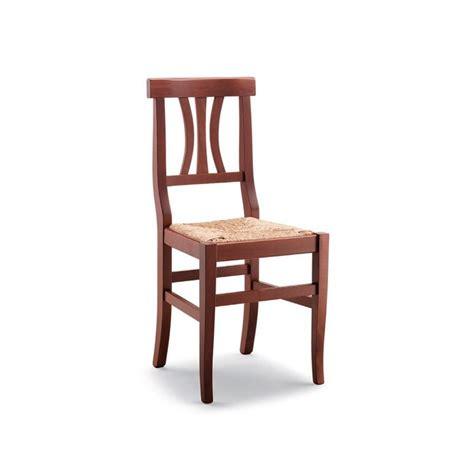 sedie in legno arte povera sedia arte povera in legno con sedile paglia massello