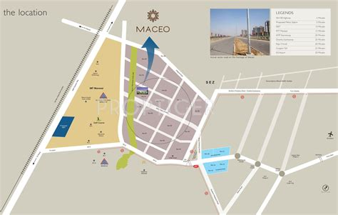 anant raj group 2724 sq ft 4 bhk 5t apartment for sale in anant raj group
